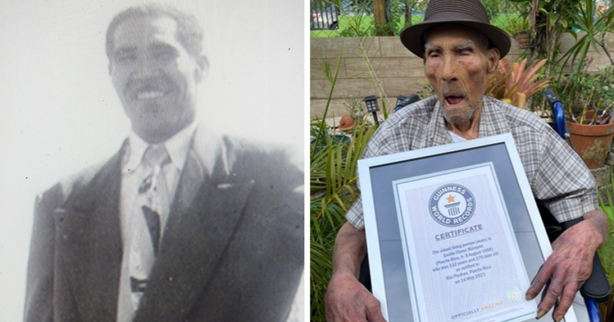World's Oldest Living Man, As Confirmed By Guinness World Records, Is Turning 113-Years-Old This August