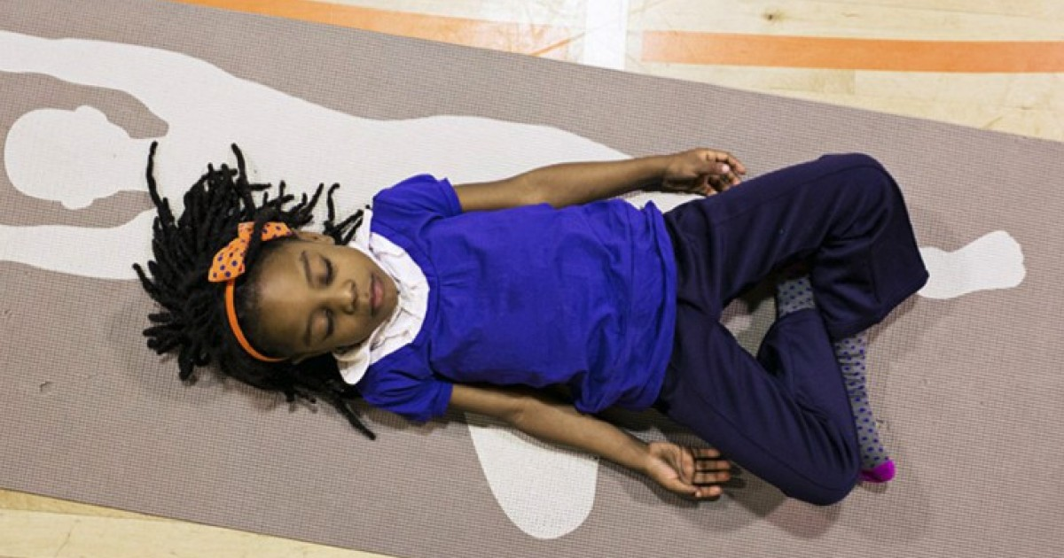 Genius School Lauded For Sending Kids To Meditation Instead of Detention - The Results Are Amazing