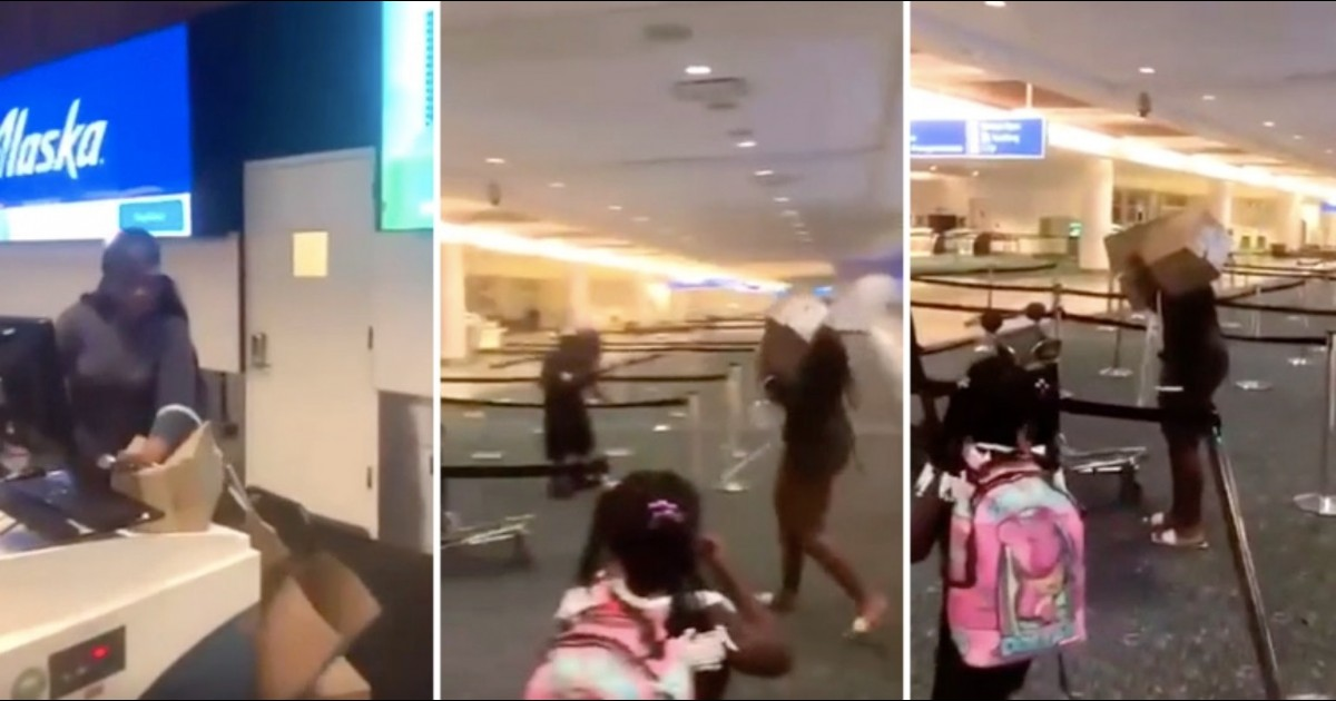 Woman On The No-fly List Freaks Out At The Airport After She's Denied Boarding To Her Flight