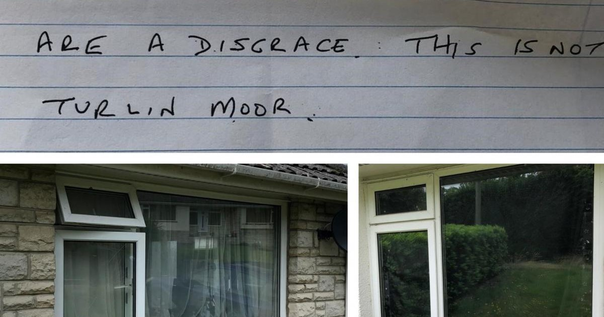 Nurse Who Works 50 Hours A Week Comes Home To Note Calling Her Home A 'disgrace'