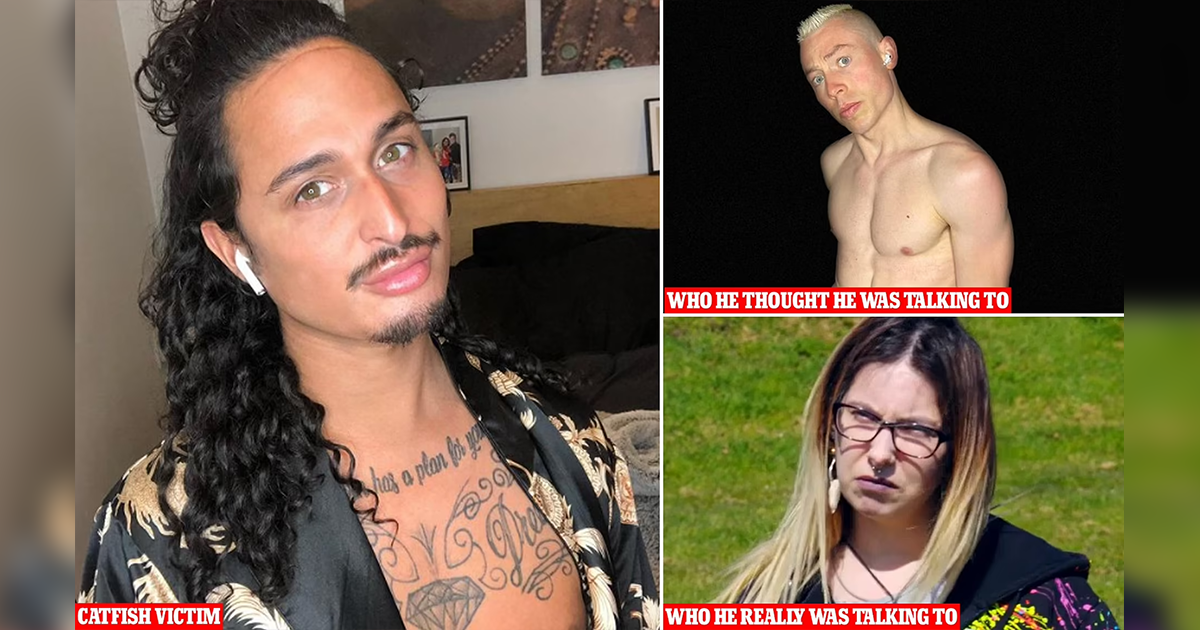 Man Finds Out His Boyfriend Is Actually A Woman Catfishing Him For Revenge