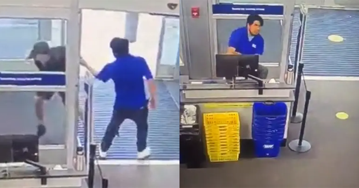 Employee Who Tried To Stop Shoplifter Fired For Not Social Distancing