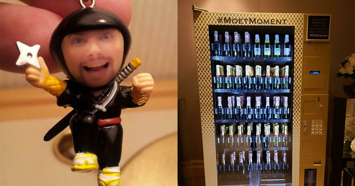 Vending Machines You Won't Believe Actually Exist