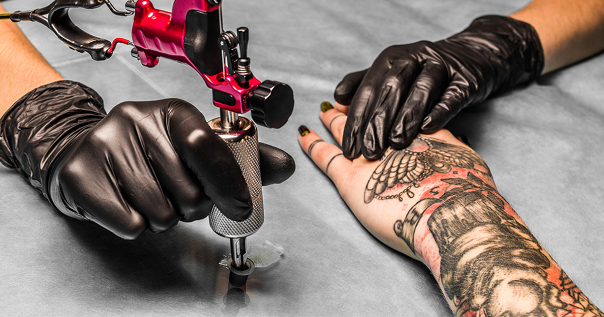 Research Shows That A Lack Of Regulation For Tattoo Ink Poses Health Risks
