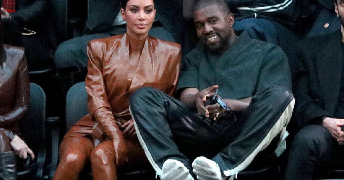Kanye West Compares Living With Kim Kardashian to Prison