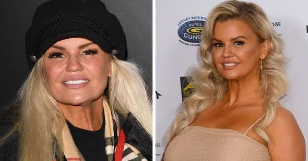 Kerry Katona's Daughter Bans Her From Doing The School Run After Boys Kept Calling Her A MILF