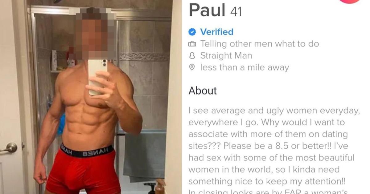 Cringiest Tinder Profile Ever?