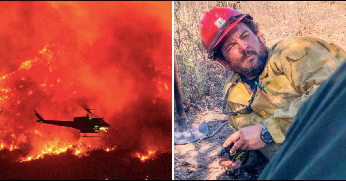 Gender Reveal Party Couple Faces 20 Years Jail Time In Connection With California Wildfire That Killed A Firefighter
