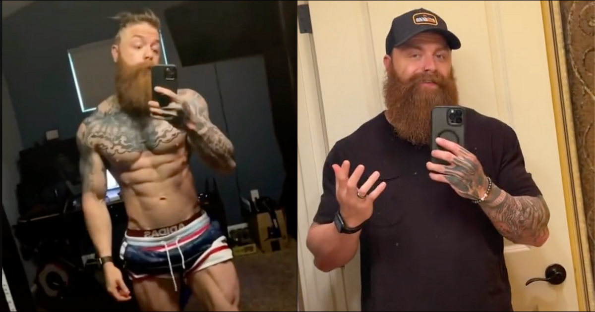 TikTok Bodybuilder Calls Out Woman For Misogny After She Passes 'Mean Comments' On His Looks
