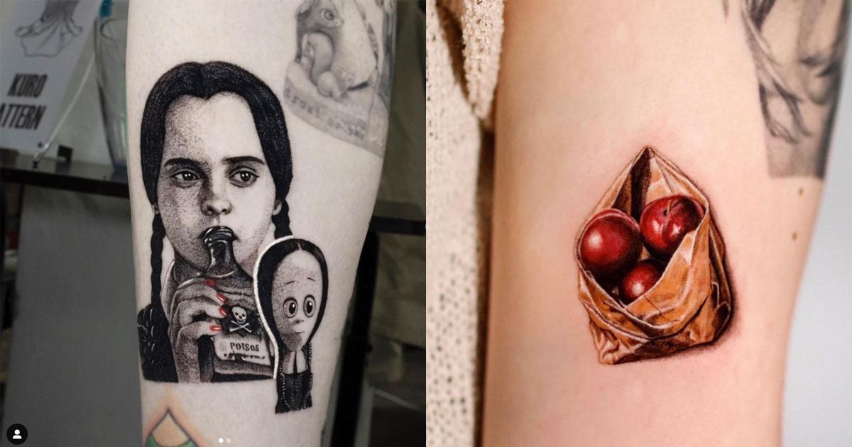 Tiny Tattoos That Make A Big Impact