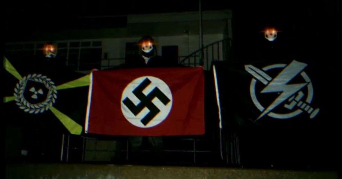 Neo-Nazi, 24, Who Carved Swastika Into Girlfriend's Buttocks Facing Terror Charges