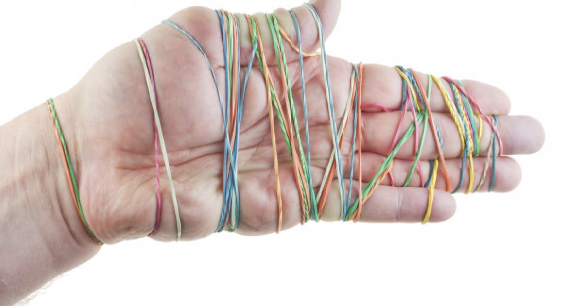 Man Rushed To Hospital After He Nearly Strangles His Penis To Death With Rubber Bands