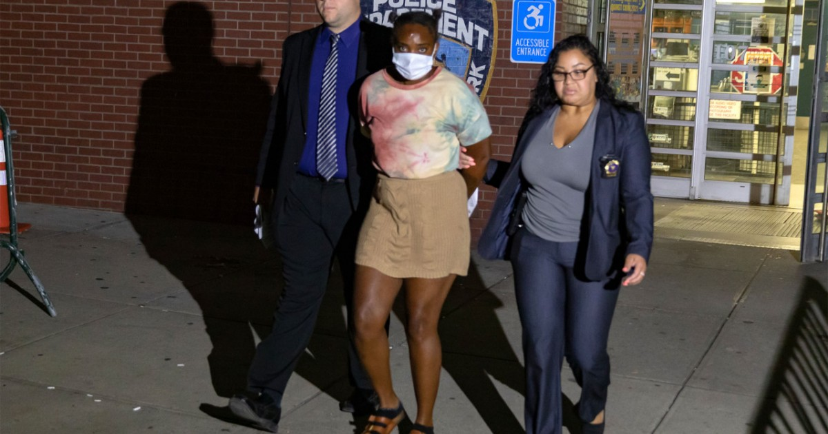 Woman Caught After Going On Anti-Asian Attack Spree