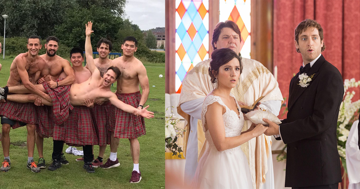 Cringiest Things That People Have Done At Weddings.