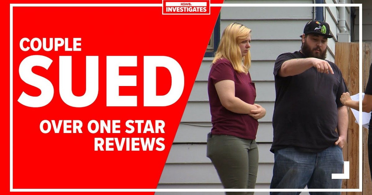 Washington Couple Slammed With $112k Lawsuit After Leaving One-Star Google Review For Roofing Company
