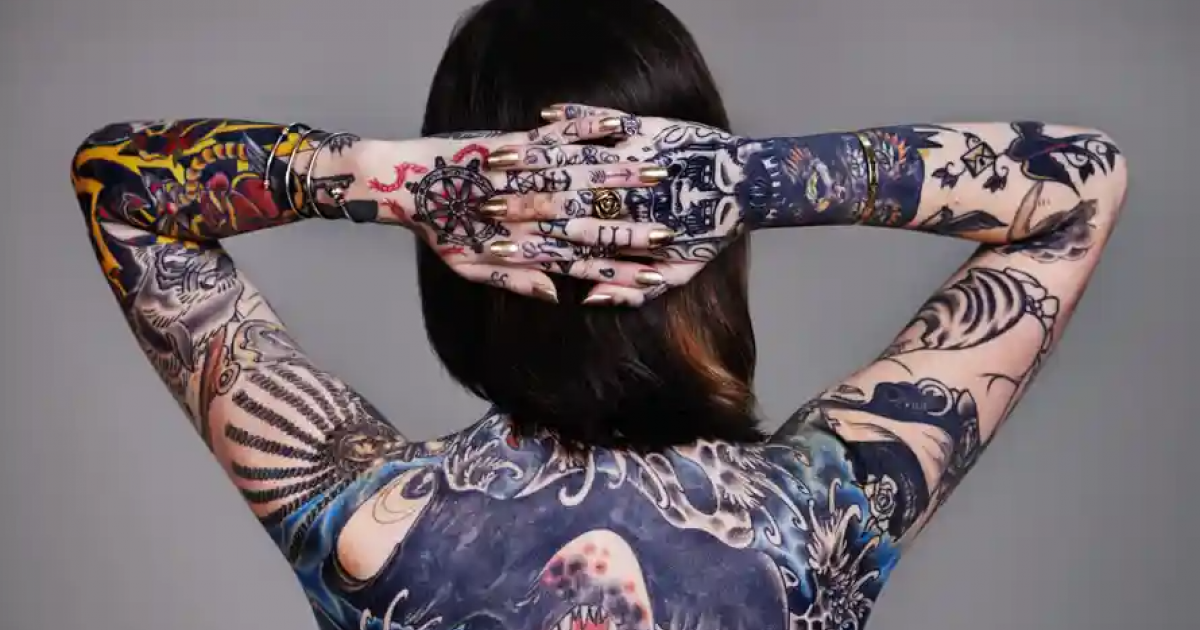 Tattoos That Heal The Mind, Body And Soul