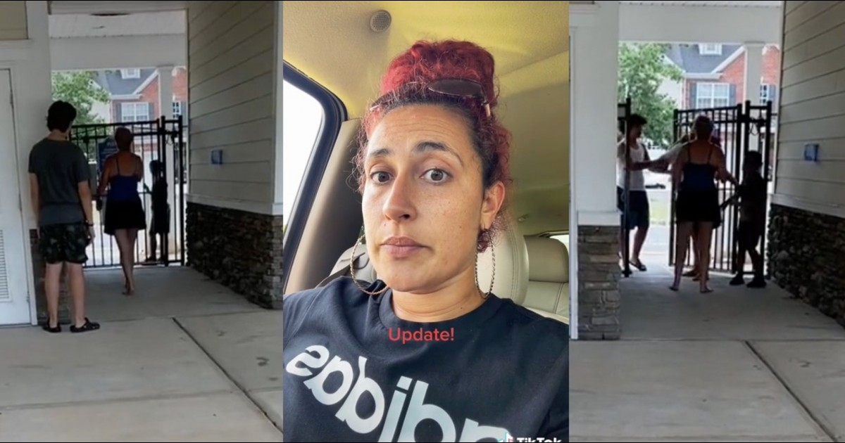 White Woman Charged Over Physically Stopping Young Black Child From Entering Public Pool.