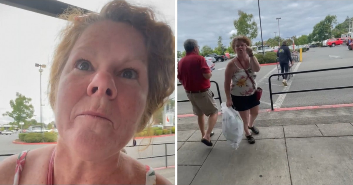 Anti-Vax Couple Attacks Woman Over An Anti-ICE Bumper Sticker On Her Car