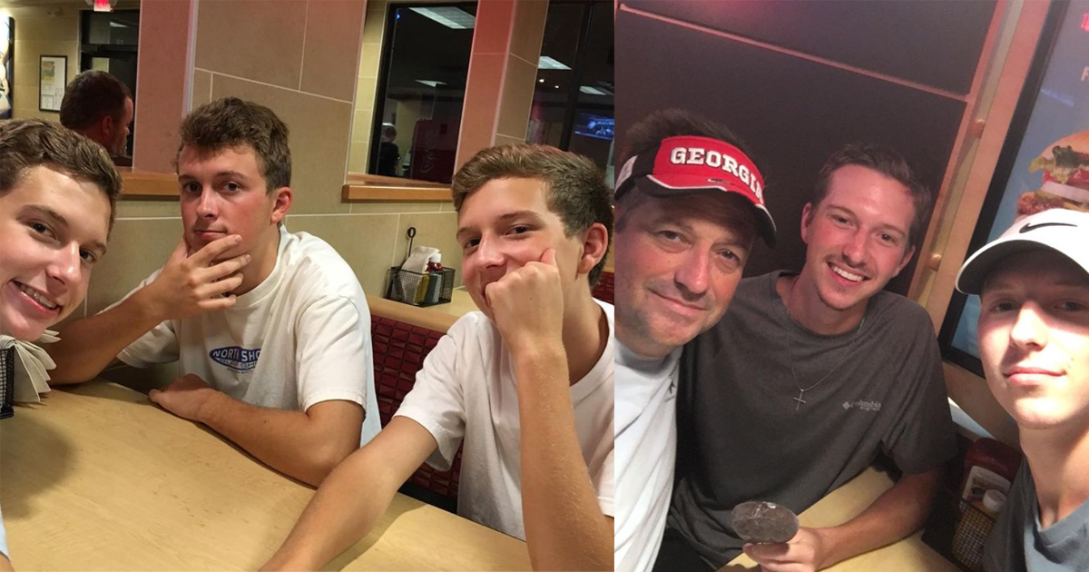 This Dad's Sentimental Post About Sons Has Gone Viral And People Are Loving It