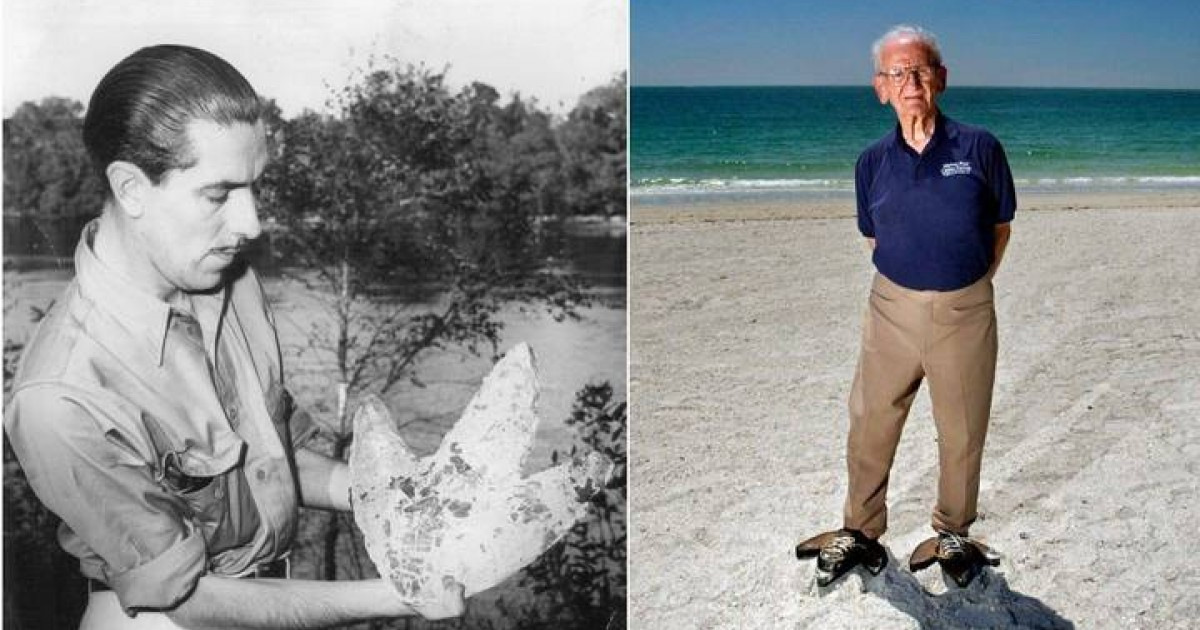 Florida Man Played Prank On His Home Town For 40 Years, Convinced Entire Town That A 15ft Penguin Exists In The Area