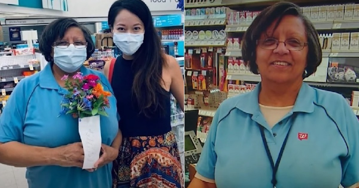 Cashier Uses Her Last $20 To Pay For Someone Else, Gets Back $20,000