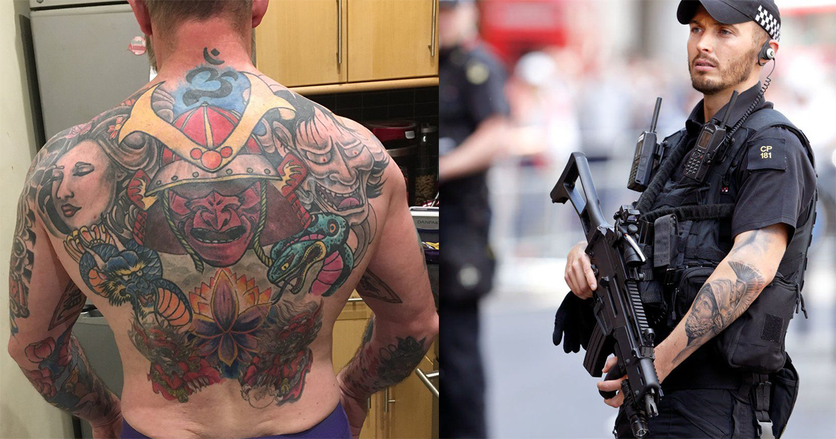 Are Tattoos In The Workplace Still Taboo?