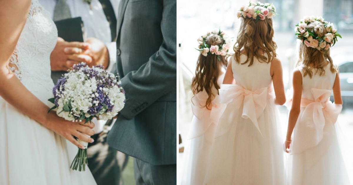 Bride Asks If She Is Wrong For Kicking Out Sister's Family From Wedding After Kid Cried During Vows