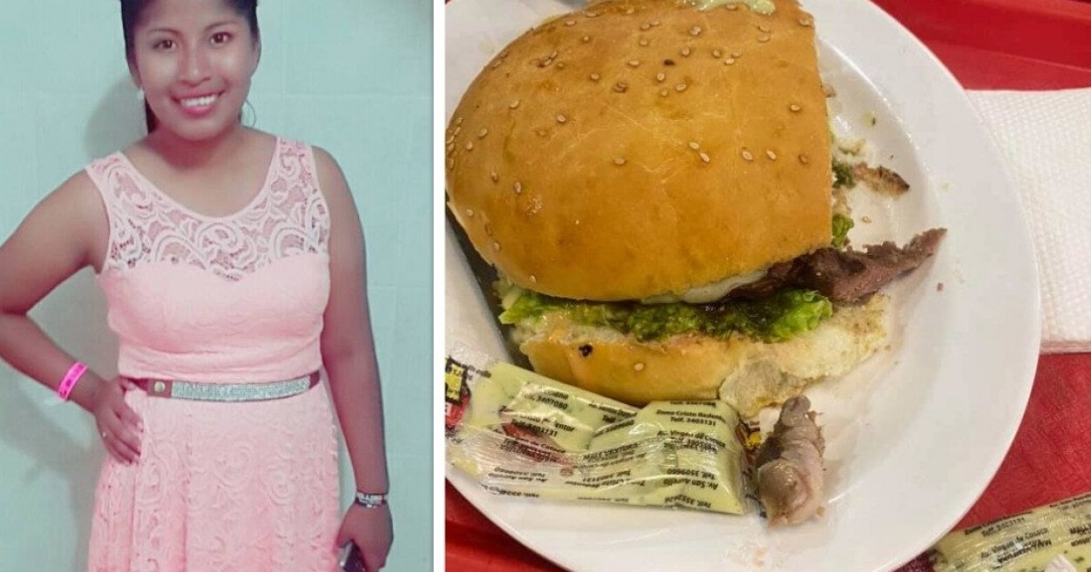 Woman Chomps On Rotten Human Finger After First Bite Of Burger