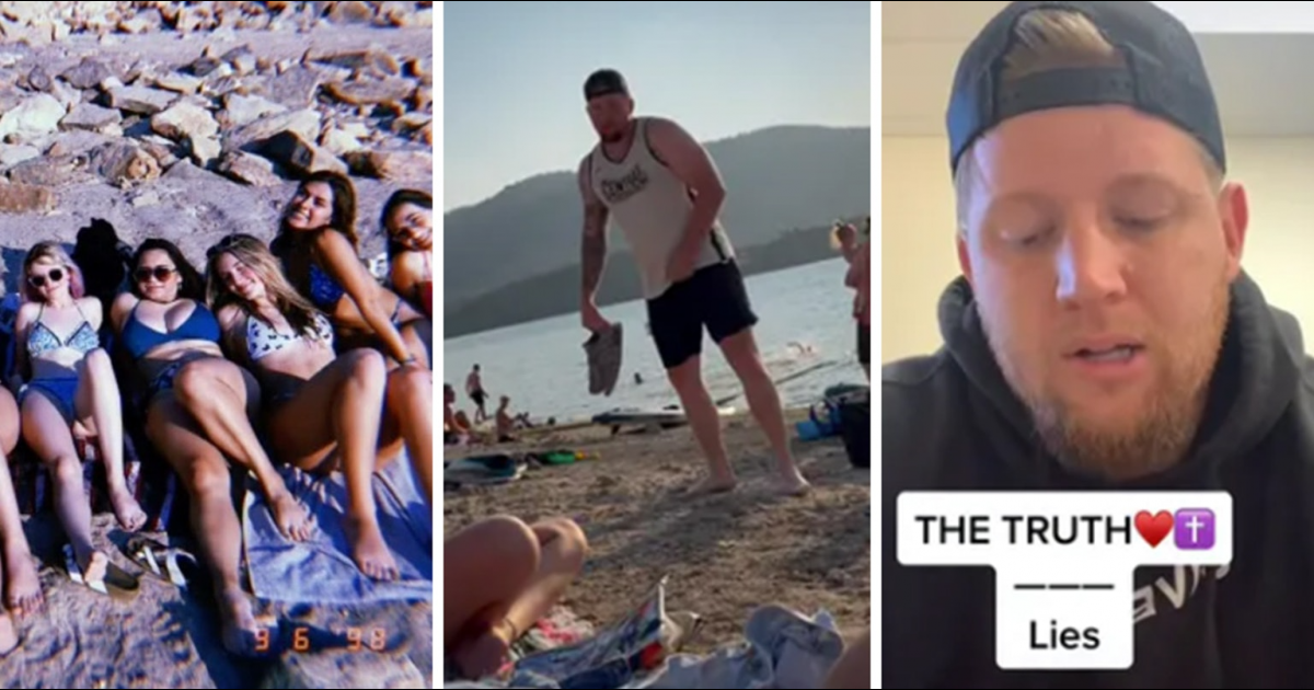 Man Fired From His Job For Making A Video Harassing Woman Wearing Bikinis