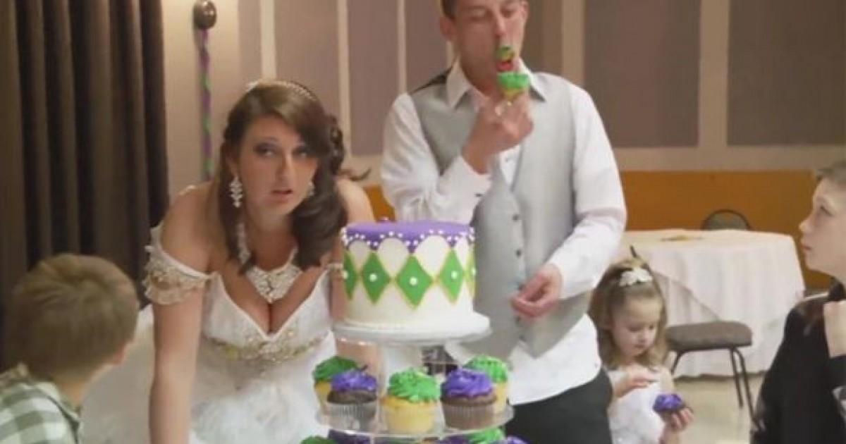 Traveler Bride Dumps Drunk Groom On Wedding Day And Kisses Her Own Cousin Instead