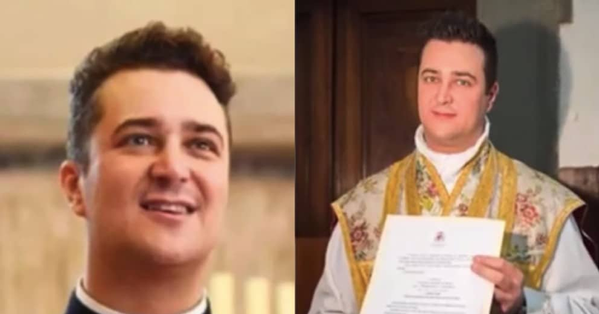 Priest Allegedly Stole $120k From Church To Throw Drug-Fueled Sex Parties