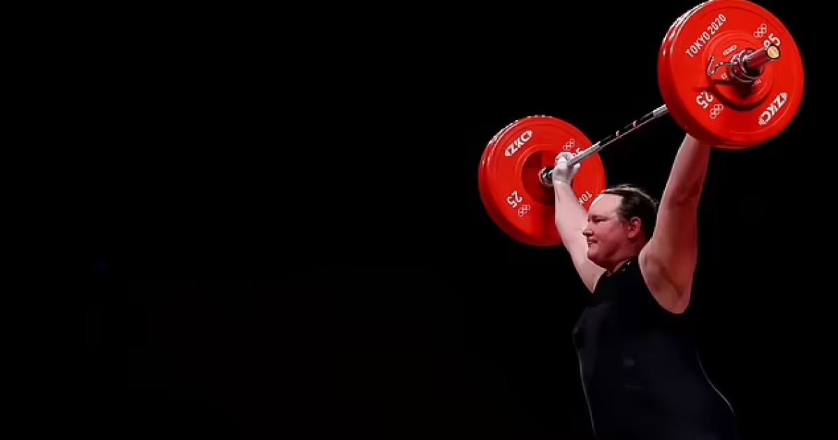 Trans Weightlifter Gets Sportswoman Of The Year Award In New Zealand