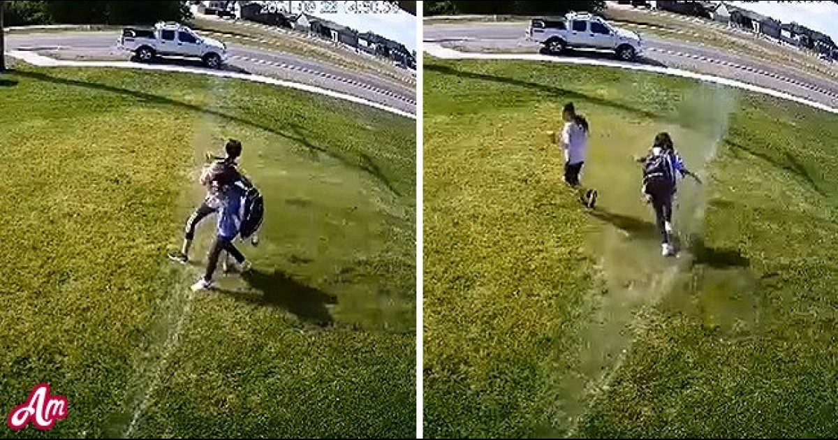 TikTok Slams Man Over Controversial Method Of Stopping People Walking On His Lawn