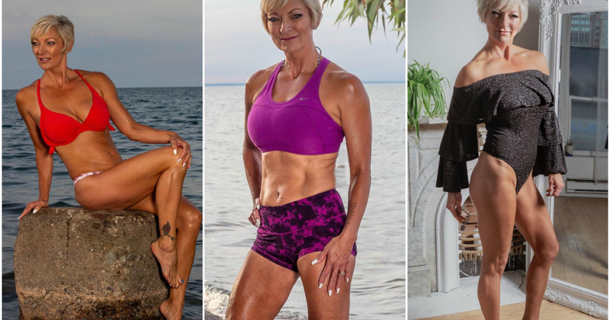 Bodybuilder Gran Hits Back At The Mean Trolls Who Call Her An 'Old Hag' By Posting Sultry Sexy Snaps