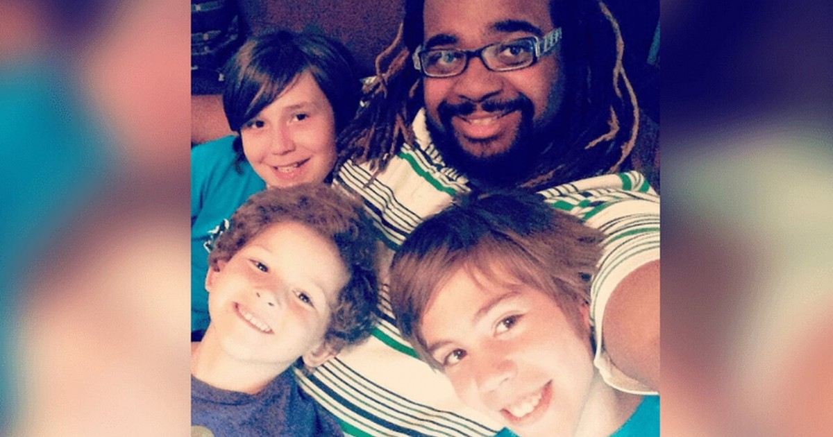 Single Man Who Grew Up In Foster Care Adopts Three Boys