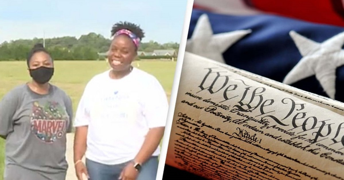 Parents of The Black Students Shocked After Teacher Told Them They Would Be 'Her Field Slaves' If Not For The Constitution