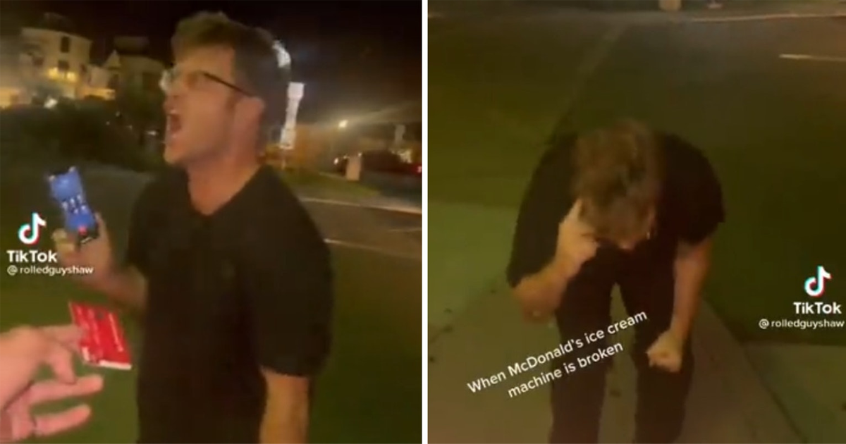 Drunk Man Sexually Assaults Woman, Then Calls Cops On Himself.